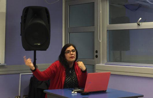 """Entrevista a la Dra. Sandra Iturrieta """"la generación de conocimiento en trabajo social no se debe limitar a la intervención social"""""""
